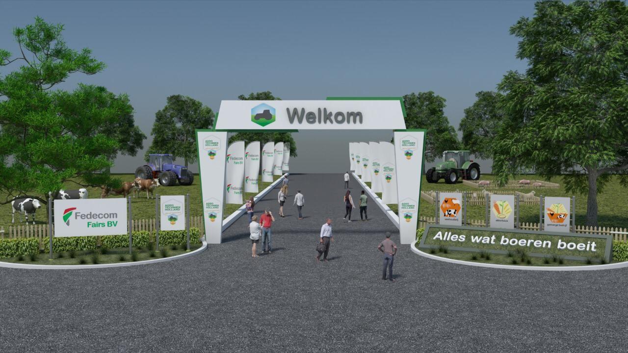 3D view entrance AWBB fairview