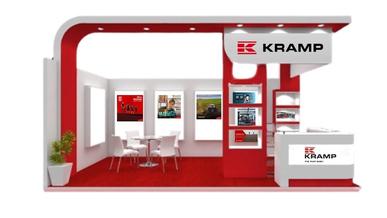 indoor kramp stand type 2
